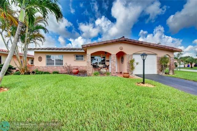 4391 NW 12th Way, Deerfield Beach, FL 33064 (MLS #F10249286) :: Miami Villa Group