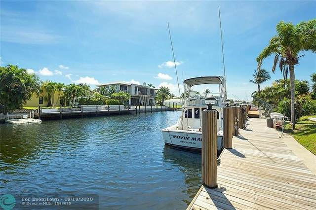 3850 NE 23RD AVE, Lighthouse Point, FL 33064 (#F10249293) :: Ryan Jennings Group
