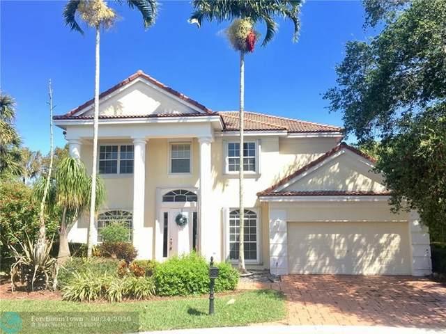 10225 NW 60th Pl, Parkland, FL 33076 (MLS #F10249296) :: The Paiz Group