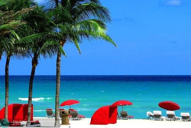 400 Sunny Isles Blvd #708, Sunny Isles Beach, FL 33160 (MLS #F10249360) :: Berkshire Hathaway HomeServices EWM Realty