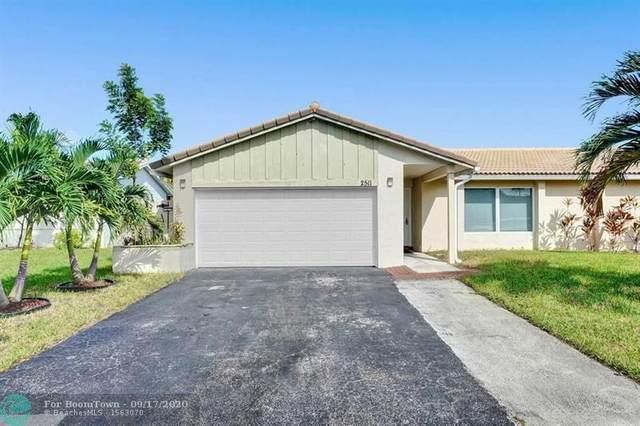 2511 NW 98th Way, Coral Springs, FL 33065 (MLS #F10249402) :: Berkshire Hathaway HomeServices EWM Realty