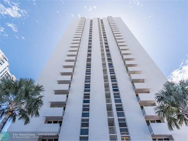 1370 S Ocean Blvd #402, Pompano Beach, FL 33062 (#F10249420) :: Posh Properties