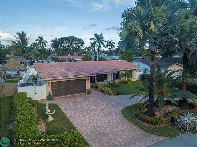 5920 NE 14th Ln, Fort Lauderdale, FL 33334 (#F10249462) :: Ryan Jennings Group