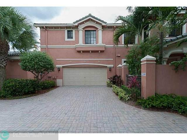 2769 Kinsington Cir 8-2, Weston, FL 33332 (MLS #F10249470) :: Green Realty Properties
