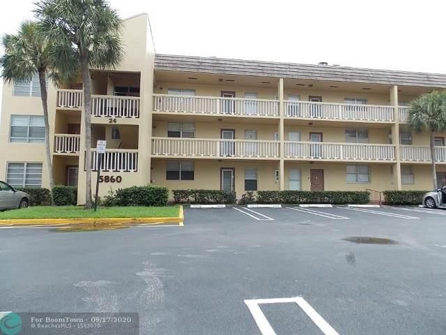 5860 NW 64th Ave #203, Tamarac, FL 33319 (MLS #F10249542) :: Berkshire Hathaway HomeServices EWM Realty
