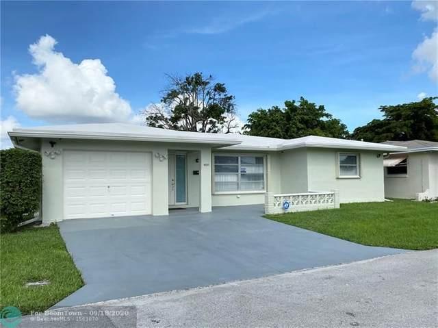 4809 NW 49th Rd, Tamarac, FL 33319 (MLS #F10249552) :: Green Realty Properties
