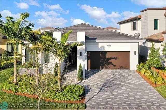 10865 Pacifica Way, Parkland, FL 33076 (MLS #F10249561) :: Berkshire Hathaway HomeServices EWM Realty