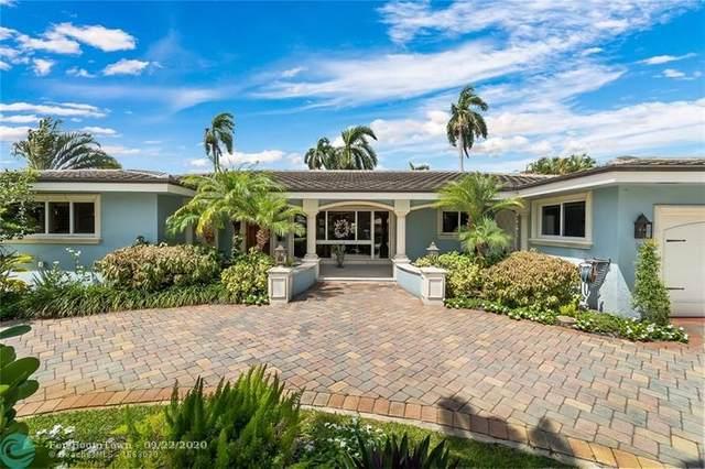 3609 NE 25TH TER, Fort Lauderdale, FL 33308 (MLS #F10249612) :: Berkshire Hathaway HomeServices EWM Realty