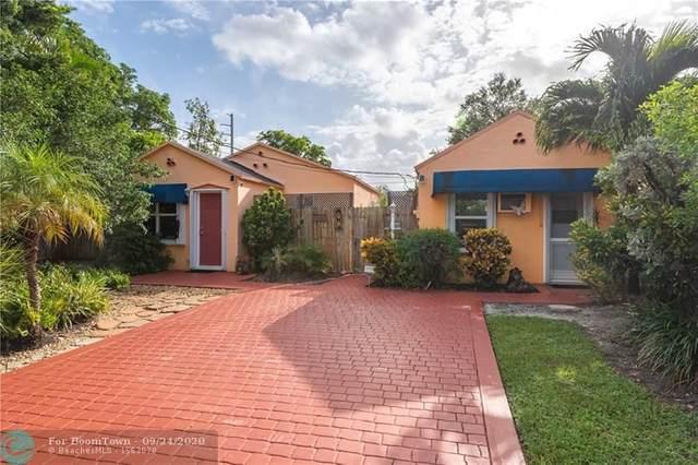 214 SW 1st Ct, Dania Beach, FL 33004 (MLS #F10249634) :: Berkshire Hathaway HomeServices EWM Realty
