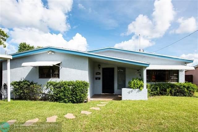 7091 Park St, Hollywood, FL 33024 (MLS #F10249656) :: Castelli Real Estate Services