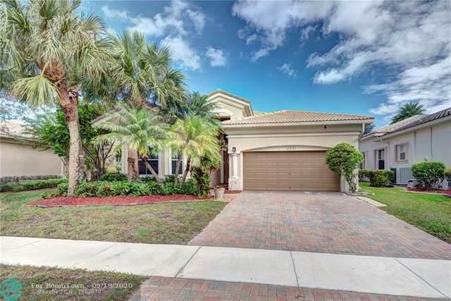 12631 NW 78th Mnr, Parkland, FL 33076 (MLS #F10249692) :: Berkshire Hathaway HomeServices EWM Realty