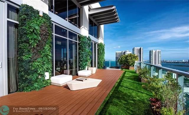 3301 NE 1st Ave Ph-2, Miami, FL 33137 (MLS #F10249712) :: Berkshire Hathaway HomeServices EWM Realty