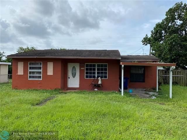 6540 SW 22nd St, Miramar, FL 33023 (MLS #F10249734) :: Patty Accorto Team