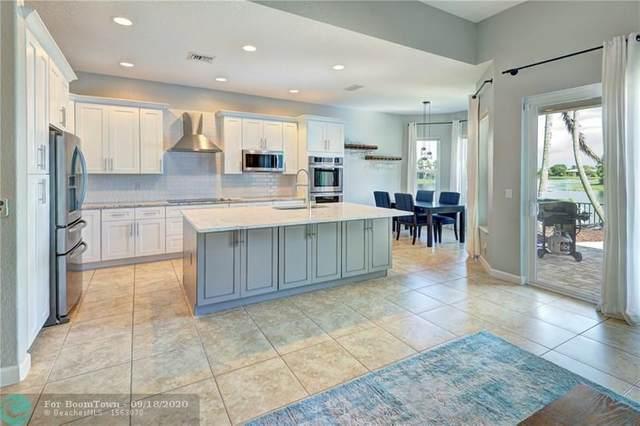 12360 NW 77th Mnr, Parkland, FL 33076 (MLS #F10249764) :: Berkshire Hathaway HomeServices EWM Realty