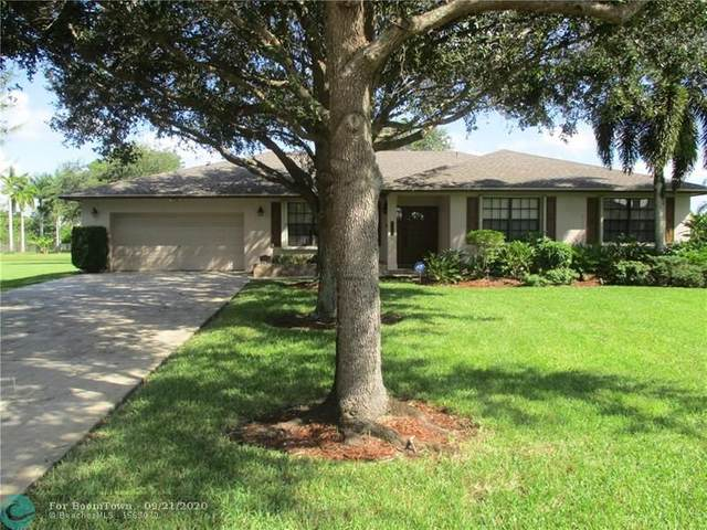 11925 Silver Oak Dr, Davie, FL 33330 (MLS #F10249778) :: Green Realty Properties
