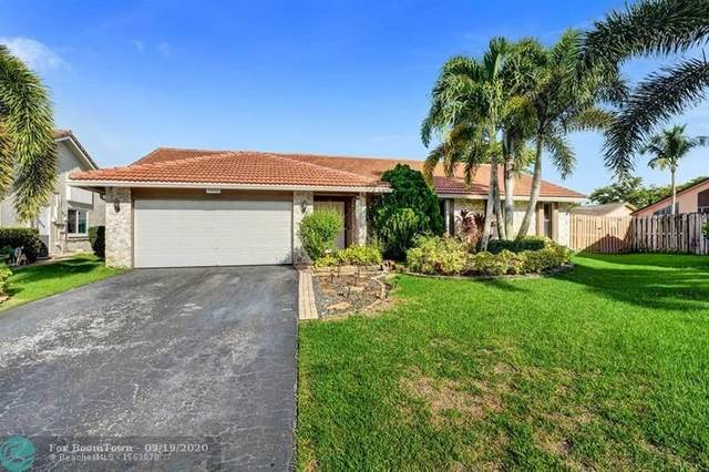 6460 NW 55th St, Coral Springs, FL 33067 (MLS #F10249784) :: Laurie Finkelstein Reader Team