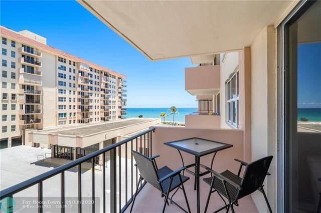 1147 Hillsboro Mile #403, Hillsboro Beach, FL 33062 (#F10249786) :: Treasure Property Group