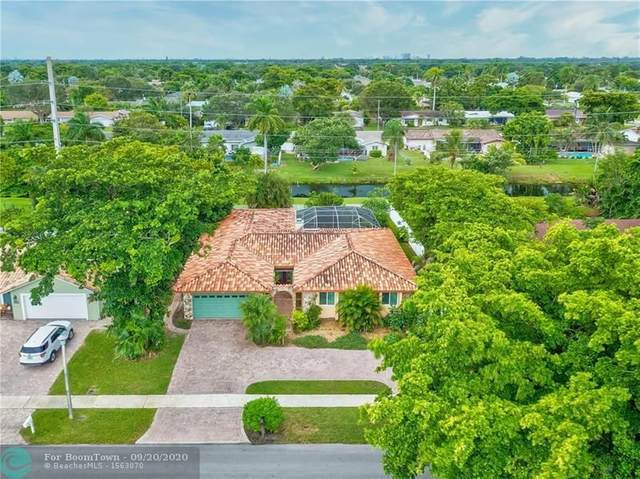 1040 NW 76th Ave, Plantation, FL 33322 (MLS #F10249792) :: United Realty Group