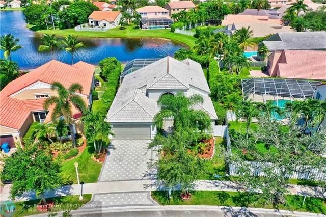 1166 Falls Blvd, Weston, FL 33327 (MLS #F10249800) :: United Realty Group