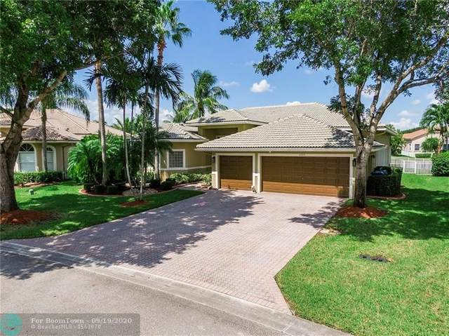 12303 NW 52nd Ct, Coral Springs, FL 33076 (MLS #F10249822) :: Berkshire Hathaway HomeServices EWM Realty