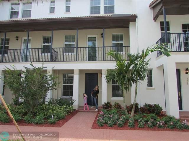 2571 SW 119th Way #2571, Miramar, FL 33025 (MLS #F10249825) :: Berkshire Hathaway HomeServices EWM Realty