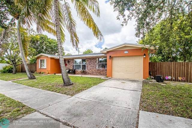 910 N 75th Ave, Hollywood, FL 33024 (MLS #F10249833) :: Patty Accorto Team