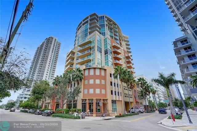 111 SE 8th Ave #1103, Fort Lauderdale, FL 33301 (MLS #F10249886) :: Berkshire Hathaway HomeServices EWM Realty