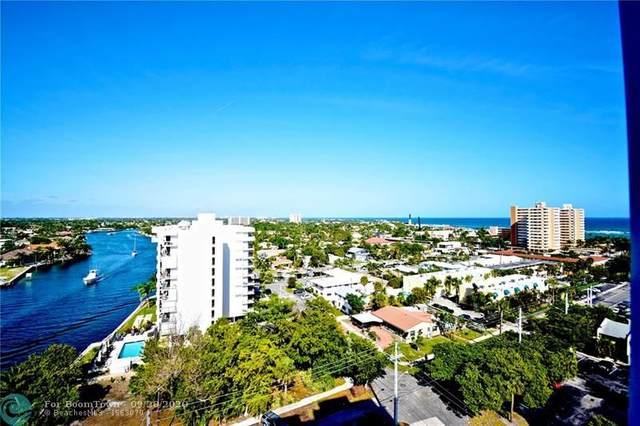 1505 N Riverside Dr #1207, Pompano Beach, FL 33062 (MLS #F10249895) :: Castelli Real Estate Services