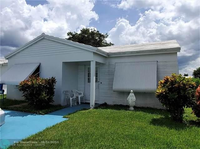 8110 NW 59th St, Tamarac, FL 33321 (MLS #F10249924) :: Green Realty Properties
