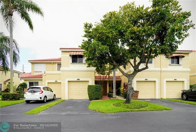 683 Deer Creek Corona Way #683, Deerfield Beach, FL 33442 (MLS #F10249968) :: Green Realty Properties