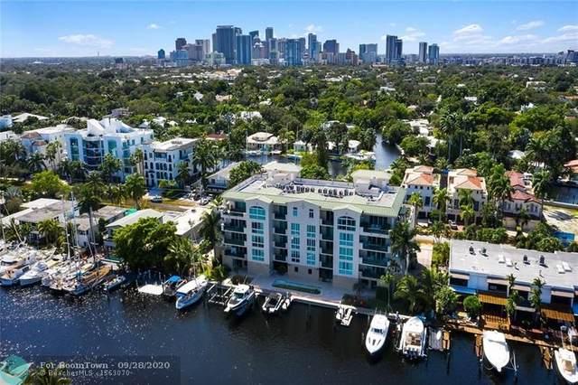 410 Hendricks Isle Ph 502, Fort Lauderdale, FL 33301 (#F10249974) :: Posh Properties