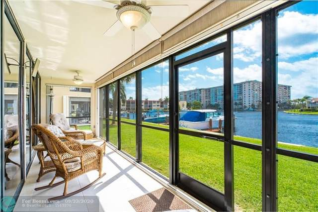 1100 SE 5TH CT #22, Pompano Beach, FL 33060 (MLS #F10249977) :: Castelli Real Estate Services