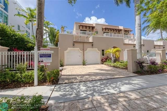 57 Hendricks Isle, Fort Lauderdale, FL 33301 (MLS #F10249982) :: The Howland Group