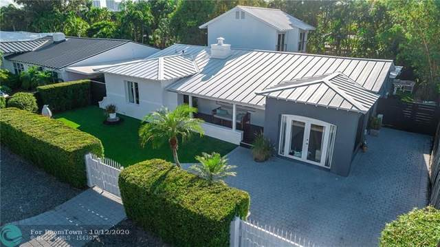 729 NE 16th Ter, Fort Lauderdale, FL 33304 (MLS #F10250017) :: The Howland Group
