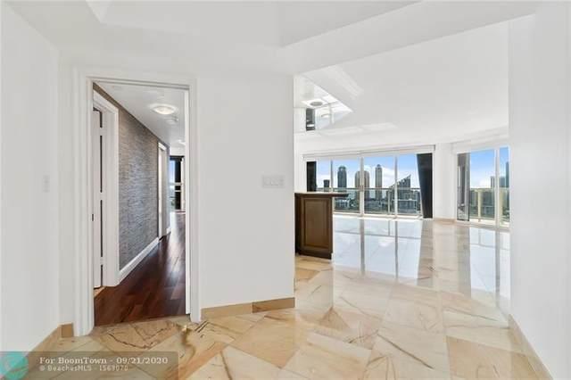 4000 Island Blvd #2907, Aventura, FL 33160 (MLS #F10250018) :: Berkshire Hathaway HomeServices EWM Realty