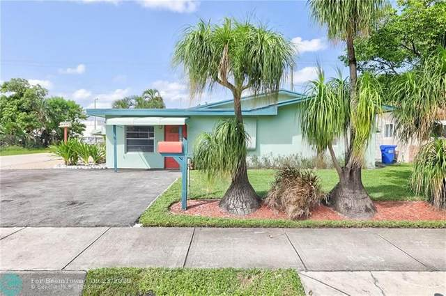 1651 NE 39th St, Pompano Beach, FL 33064 (#F10250079) :: The Rizzuto Woodman Team