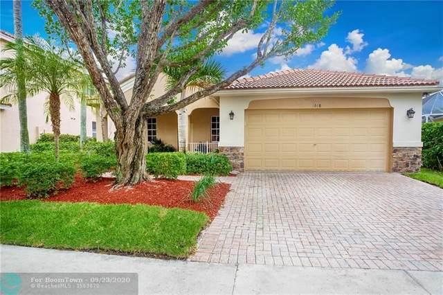 1618 Royal Grove Way, Weston, FL 33327 (MLS #F10250142) :: United Realty Group