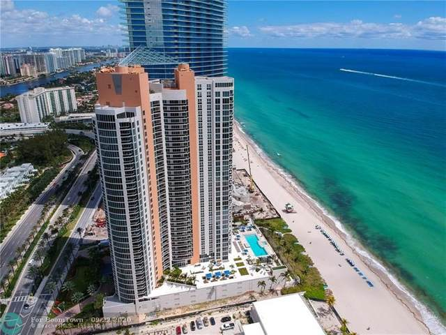 18911 Collins Ave #506, Sunny Isles Beach, FL 33160 (#F10250163) :: Posh Properties