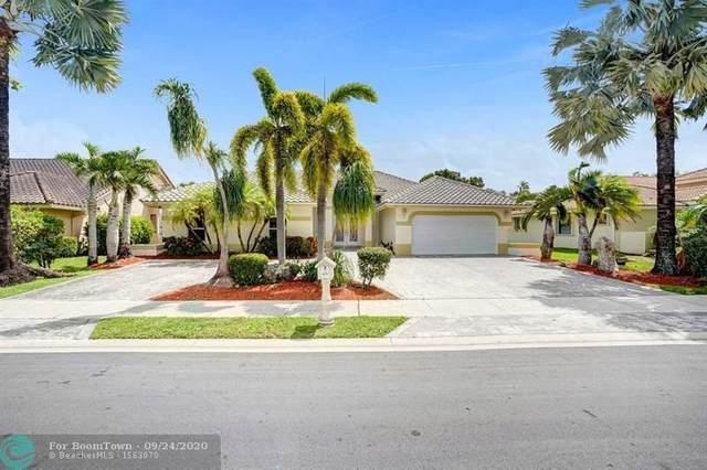 4811 NW 96th Dr, Coral Springs, FL 33076 (MLS #F10250181) :: Castelli Real Estate Services
