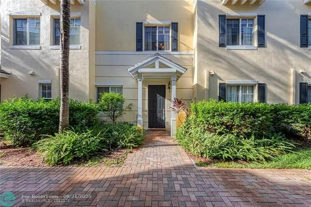 3622 NW 5th Ter #3622, Boca Raton, FL 33431 (MLS #F10250188) :: The Howland Group