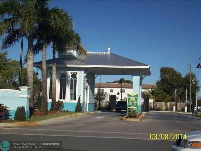 5300 NW 18th Ct #2, Lauderhill, FL 33313 (#F10250192) :: Treasure Property Group