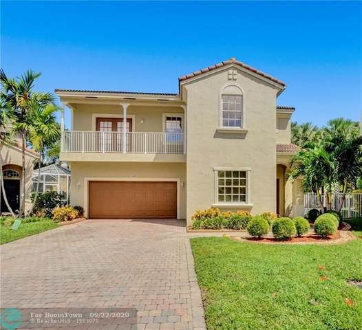 789 NW 127th Ave, Coral Springs, FL 33071 (MLS #F10250222) :: Castelli Real Estate Services