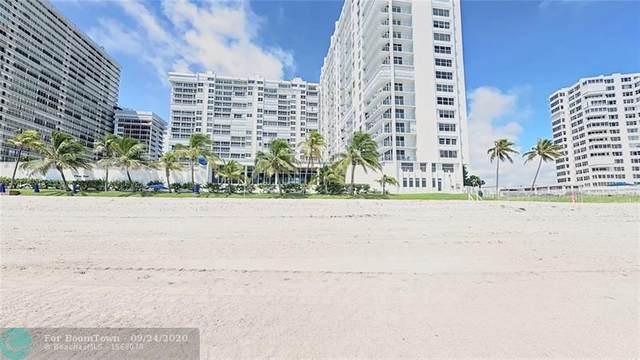 4300 N Ocean Blvd. 10 D, Fort Lauderdale, FL 33308 (MLS #F10250226) :: Berkshire Hathaway HomeServices EWM Realty