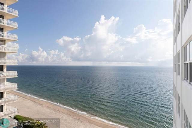 4010 Galt Ocean Dr #1402, Fort Lauderdale, FL 33308 (#F10250285) :: Signature International Real Estate