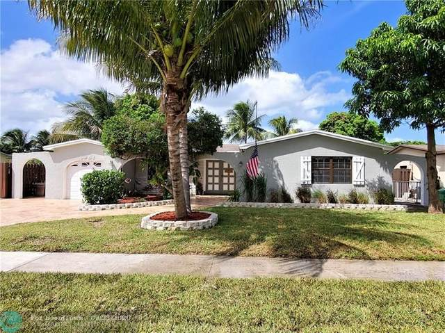 6981 NW 5th Pl, Margate, FL 33063 (MLS #F10250338) :: GK Realty Group LLC
