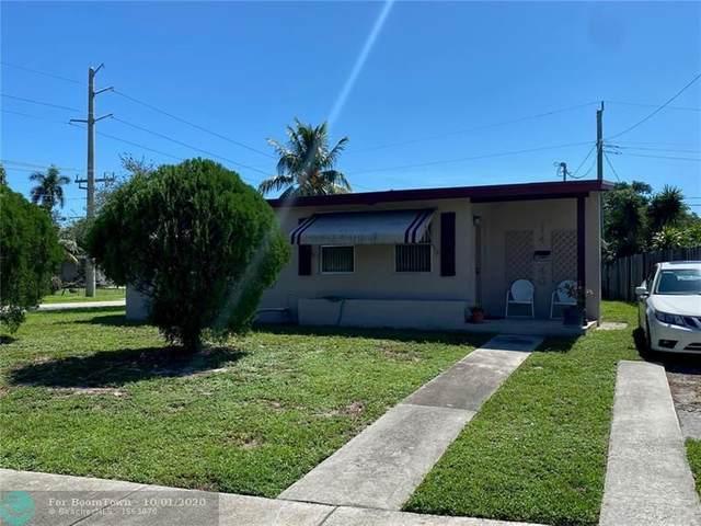 1440 NE 43rd Ct, Pompano Beach, FL 33064 (MLS #F10250339) :: Castelli Real Estate Services