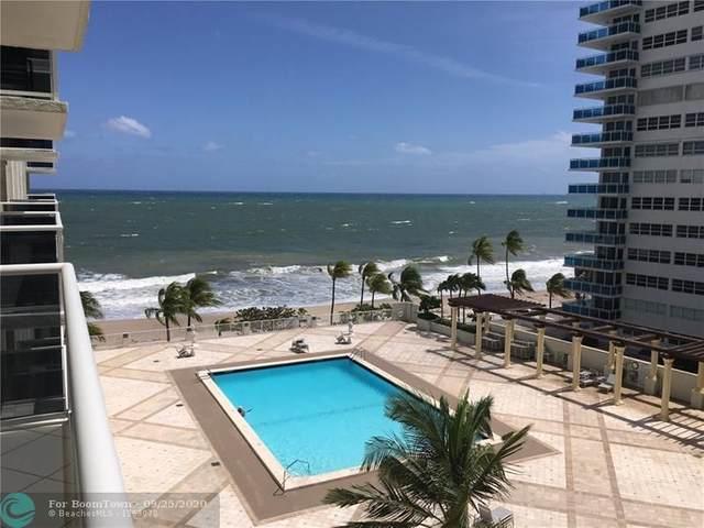 3500 Galt Ocean Dr #504, Fort Lauderdale, FL 33308 (#F10250349) :: Ryan Jennings Group