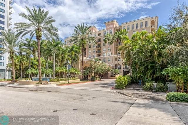 520 SE 5TH AV #2401, Fort Lauderdale, FL 33301 (#F10250378) :: Posh Properties