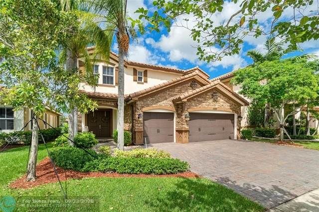 10321 Lake Vista Court, Parkland, FL 33076 (MLS #F10250385) :: GK Realty Group LLC