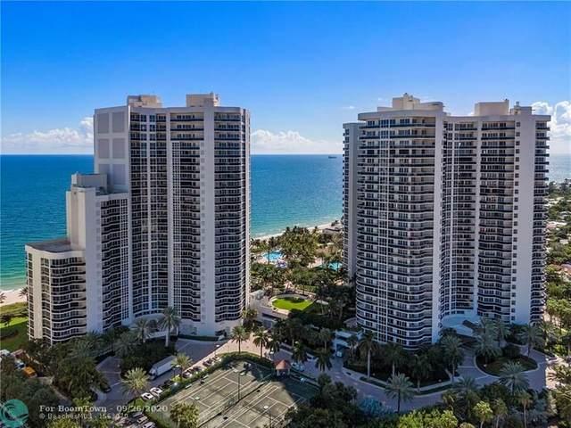 3200 N Ocean Blvd #2309, Fort Lauderdale, FL 33308 (MLS #F10250423) :: Berkshire Hathaway HomeServices EWM Realty